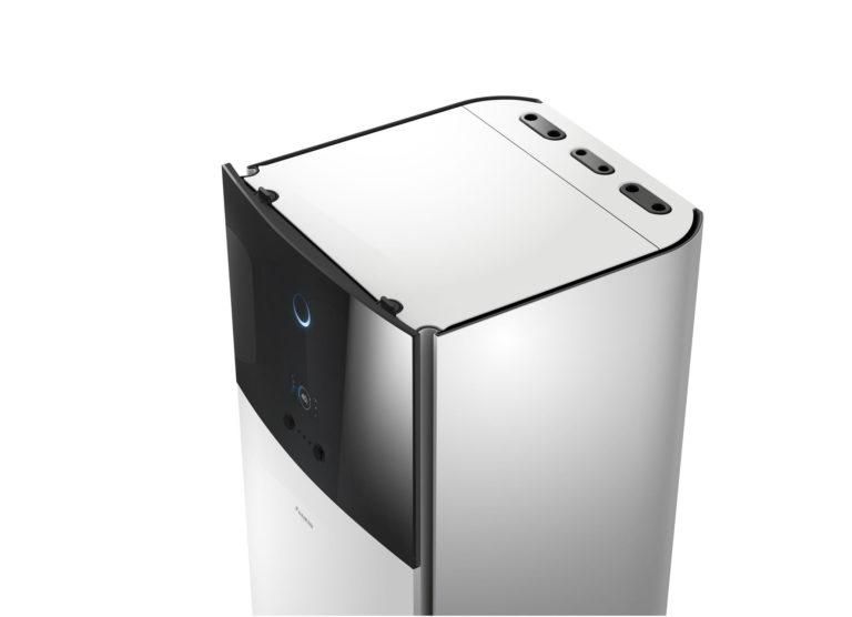 EHVH/ERGA gaiss-ūdens siltumsūkņi ar integrētu karstā ūdens tverti 4-8 kW